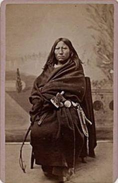 Wolf Killer - Northern Arapaho - 1877: