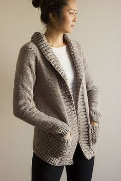 7247457bf9f Ravelry  Buckley pattern by Melissa Schaschwary Knitting Stitches