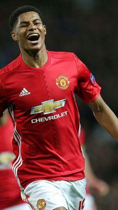 Good Soccer Players, Football Players, Man Utd Squad, Manchester United Players, Marcus Rashford, Adidas, Man United, Superstar, Idol