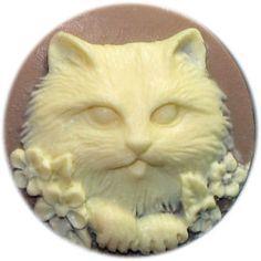 Darling Cat Cameo, $3.00