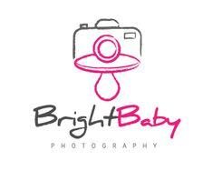 Logo Design - Bright Baby Photography - by James Kontargyris