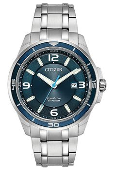 Citizen TI+IP BM6929-56L - It is all about design with the newest models in the Citizen Titanium family. This timepiece is 40% lighter than stainless steel.
