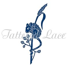 Tattered Lace - Dies - Essentials Field Mouse