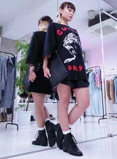 Stolen Girifriends Club – AW 15 collection. http://blog.raddlounge.com/?p=39652 #streetsnap #style #raddlounge #wishlist #stylecheck #kawaii #fashionblogger #fashion #shopping #clothing #wishlist #BrandNew #ss15 #RaddLounge #Jinnan #ITOKAWAFILM #CVLTnation #StolenGirifriendsClub