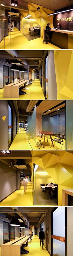 Kliquedesk by SoDA + k2design Studio of Design and Architecture (SoDA) together with k2design have designed a serviced office called Kliquedesk, located in Bangkok, Thailand.