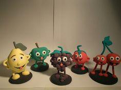 Fruitis polymer clay