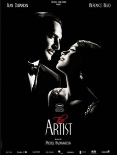 """""""The Artist"""", such a lovely movie indeed. Jean Dujardin and Berenice Bejo salutes the silent movie comedians of the past in this romantic comedy. and Uggie the dog too; Jean Dujardin, The Artist Movie, Artist Film, Love Movie, Movie Tv, Perfect Movie, Movie Plot, Soundtrack, Kino Theater"""