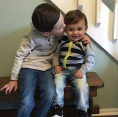 Isaac & Lincoln ♡
