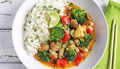 If you're making a curry for the first time, I think a Thai curry is the perfect place to start. T...