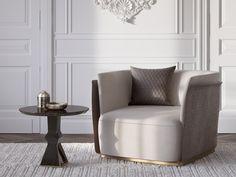沙发椅 ALLURE | 沙发椅 by Capital Collection