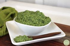 The perfect pesto + my favorite secret ingredient   cadryskitchen.com