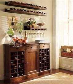 1000 images about bar on pinterest dining room bar - Bars for small spaces ...