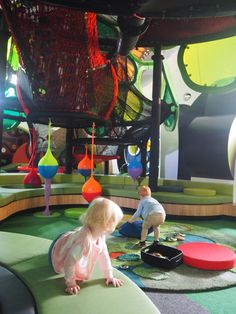 The Pauline Gandel Children's Gallery at the Melbourne Museum Melbourne Museum, Kids Cafe, Children's Museum, Busy City, Indoor Play, Play Spaces, Library Design, Play To Learn, Toy Store