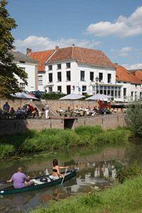 Hotel Restaurant in Buren, hartje Betuwe. Reserveer bij De Prins!