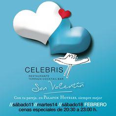 San Valentín en Celebris