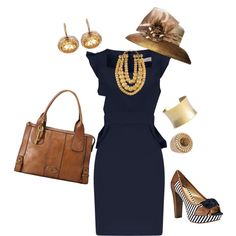 Kentucky Derby, created by Kelsey Ledford on polyvore
