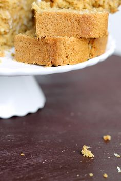 Coconut Bread - vegan, or not - perfect for breakfast or even as cake!
