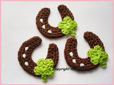 horseshoe crochet