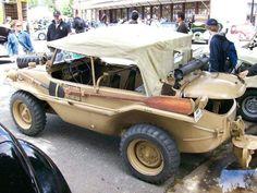 1944 Volkswagen Schwimwagen