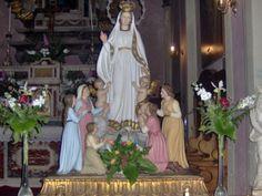 Nuestra Señora de los Ángeles de Arcola, Italia  21 de Mayo http://forosdelavirgen.org/84/nuestra-senora-de-los-angeles-de-arcola-italia-21-de-mayo/
