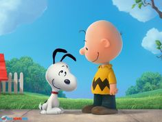 Check out the first image and teaser trailer for the upcoming animation movie Snoopy and Charlie Brown: A Peanuts Movie Snoopy Love, Charlie Brown Und Snoopy, Charlie Brown Movie, Snoopy And Woodstock, Peanuts Gang, Peanuts Movie, Peanuts Cartoon, Peanuts Characters, Cartoon Characters