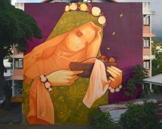 Artist : INTI - Papeete, Tahiti