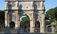 arco di costantino roma - Cerca con Google