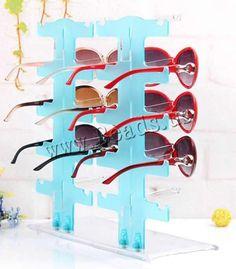 plastique Présentoir des lunettes, plus de couleurs à choisir
