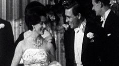 peter townsend and princess margaret   Princess Margaret's first public event with fiancee Antony