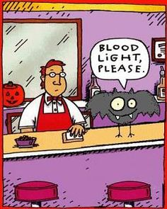 Halloween Humor - silly but funny Holidays Halloween, Halloween Themes, Happy Halloween, Halloween Countdown, Funny Cartoons, Funny Jokes, Hilarious, Cartoon Jokes, Fall Humor