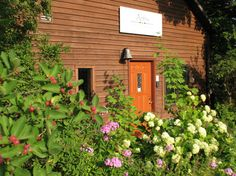 Artha Sustainable Living Center in Amherst, WI
