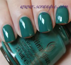 Exotic Encounters  Scrangie: China Glaze On Safari Collection Fall 2012 Swatches and Review