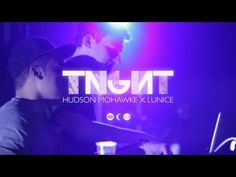 TNGHT (Hudson Mohawke x Lunice) - Chimes - Live (Trans Musicales 2012).