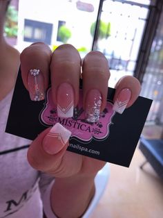 Uñas nuevas. Toe Nail Designs, Acrylic Nail Designs, Acrylic Nails, Love Nails, Fun Nails, Pretty Nails, Natural Nails, Natural Eyes, Glamour Nails