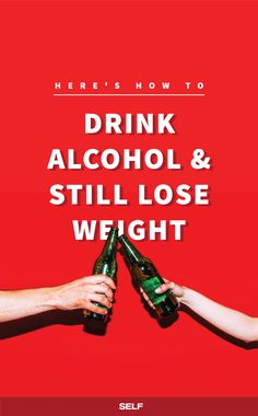 Booze and weight loss don't usually mix as seamlessly as vodka and club soda. There are various reasons why drinking too much alcohol can impede weight loss, but there are three key words there: too much alcohol.