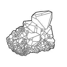 Working on some new Crystal drawings! Do you guys think I should make these into coloring pages? Digital downloads? I'd love to hear your thoughts! . . . #crystal #crystals #lineart #ipadpro #ipadproart #applepencil #facets #faceted #geometric #sacredgeometry #meditation #zen #coloringbook #coloring #etsy #etsyshop #makersgonnamake #makersgonnashare #makersmovement #crystalart #digitalart #procreateapp #geometry #naturalgeometry #crystallove #crystallover #etsyfavorites #etsysuccess…