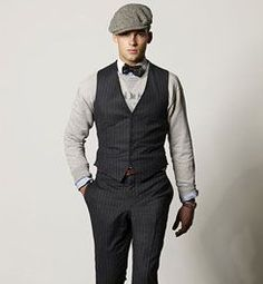 bow tie outfit - Buscar con Google Tenue Mariage Homme Vintage 5a5242fa6f4