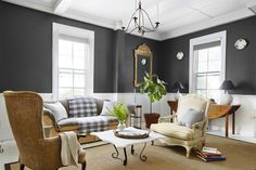 The <em>Country Living</em> Paint Color Hall of Fame