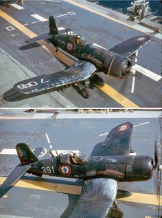French Corsair. Well used, it looks like.