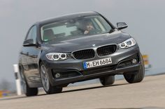 BMW 320d GT xDrive, Frontansicht