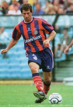 Diego Capria.Campeón con San Lorenzo de Almagro en Copa Mercosur 2001.