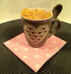 Mug cake au thon (pour 1 mug) - Le blog de Cook'N'co