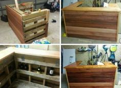 Mas Ideas para Reciclar Palets, Muebles Ecoresponsables