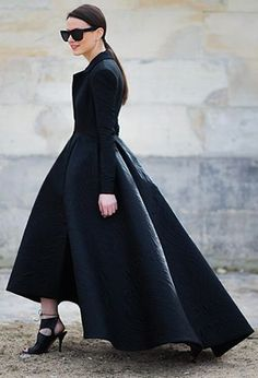 Textured Gown by Fashionvibe