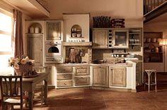 Uno stile Toscano - Cucine su misura | Cucine | Pinterest