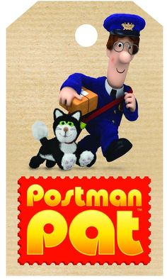 Postman Pat at the Hall in Sept 2013