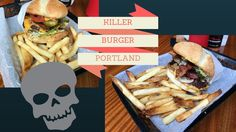 Best burgers In Portland, Oregon: Killer Burger - YouTube