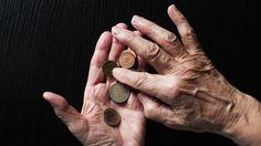 Zum Leben zu wenig... Altersarmut in Bayern