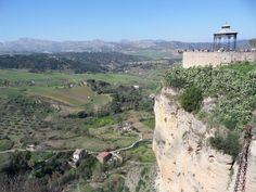 El Balcon de Coño #ronda #spain #mountains #panoramic #scenery #travel #adventure #discovery #elbalcondecoño #andalucia