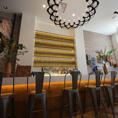 SF's most awesome (and pretty) restaurateur games it up at S Lounge
